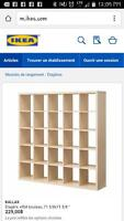 IKEA Expedit Beige (Now Kallar) 5x5