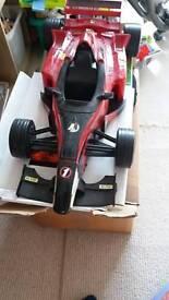 Action man F1 car