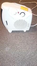 Flat Fan Heater UNUSED