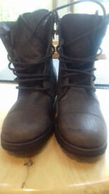 Mens Boots Marc Law Size 11