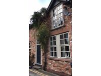 2 Bedroomed Mews Cottage To Rent, West Didsbury, Manchester M20