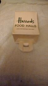 Harrods cheese cover