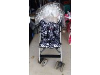 Mothercare & Spark Pushchair for sale