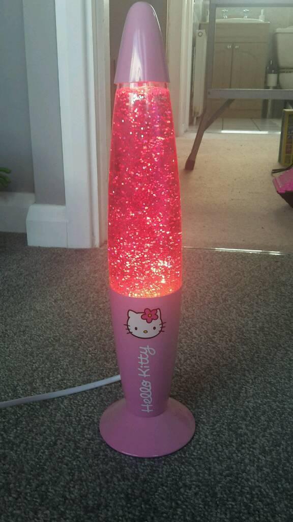 'Hello Kitty' Lava Lamp