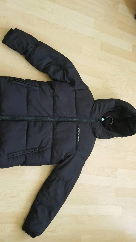 Kids Winter Jacket Animal