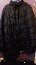 Ladies Ruffled Coat