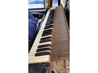 Hammond Organ Keyboard