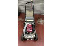 Kaaz lm5360 petrol lawn mower - Honda GXV160 Engine Commercial