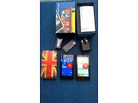 NOKIA LUMIA 820 WINDOWS MOBILE PHONE X 2