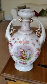 large antique vase