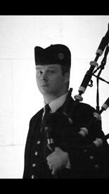 Experienced Bagpiper for all Occasions - Weddings, Funerals, Parties etc
