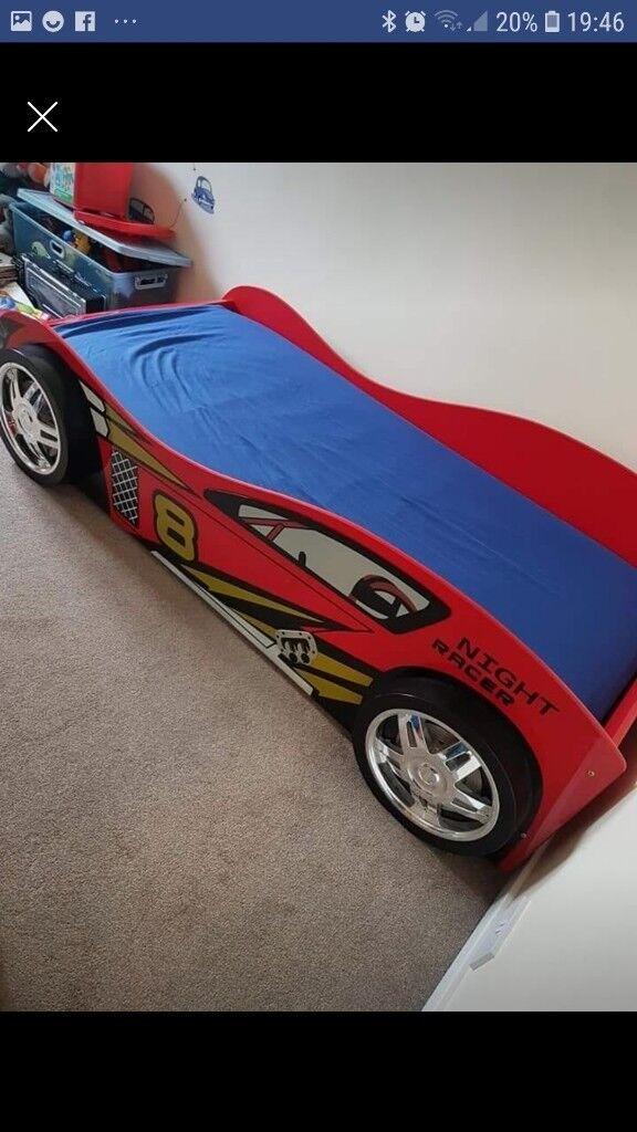 Racing Car Bed In Lanark South Lanarkshire Gumtree
