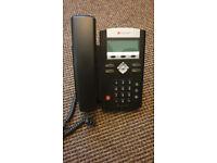 Polycom Digital Telephone Handset Soundpoint IP 331 Deskphone VOIP