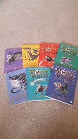 The Worst Witch books
