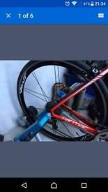 Rolf vigor RS clincher wheels