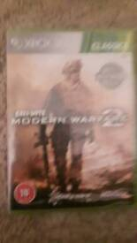 Call of Duty Modern Warfare 2 XBOX 360 game brand new unopened