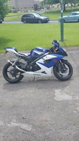 K5 GSXR 1000 For Sale