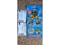 Two Tickets LEGOLAND