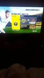 xbox 1 wiv 8 games on harddrive fifa 17 blackopp 3 n more