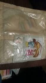 New-Cross stitch cushion cover set