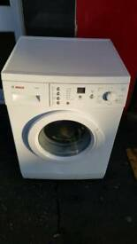 BOSCH 🌟 1200 Spin Washing Machine🌟Polar White 6kg Drum🌟 Very Good Condition🌟