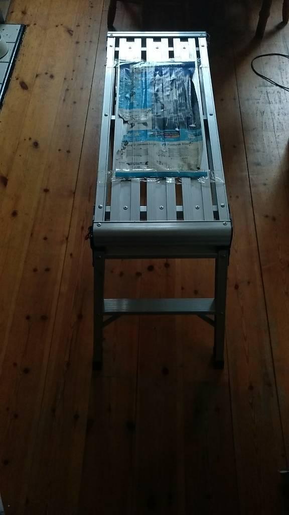 ABRU Work Platform New - Ladder Step