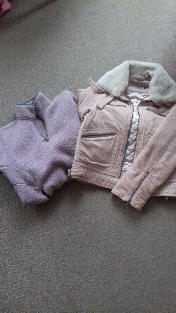 2 Lovely warm jackets for winter