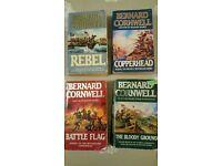 Bernard Cornwell Starbucks Chronicles