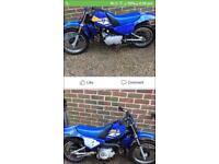 Py 80 motor bikes