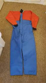 BRAND NEW warmbac caving oversuit