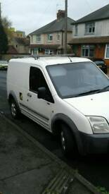 Ford transit connect 1.8