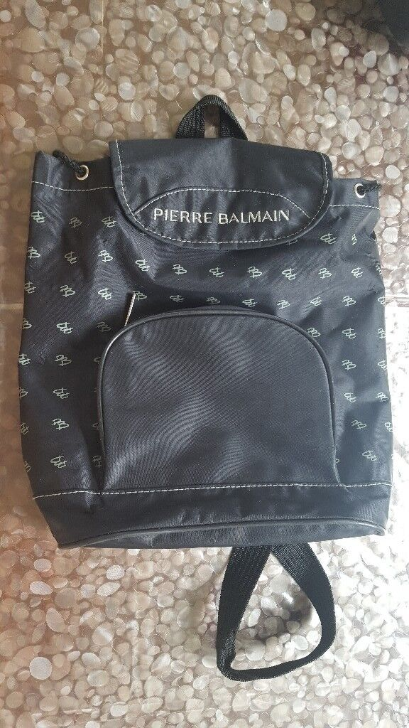 7f1b5296e9c PIERRE BALMAIN RUCKSACK | in Leicester, Leicestershire | Gumtree