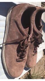 Adidas Gazelle Trainers Size 8