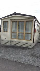 Two bedroom residential caravan Kintore, Aberdeenshire