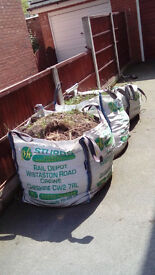 Free to collector - top soil