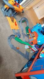 take and play thomas and friends tracks x3