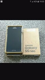 Brand new Samsung Galaxy s5 neo