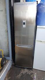 Fridge freezer, hotpoont fridge freezer, tall fridge freezer