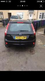 Ford Fiesta style climate 1.25cc petrol