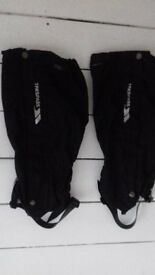 Trespass Gaiters for walkers or riders