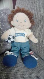 Ipswich Town FC soft toy, vgc