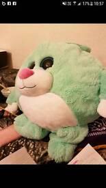 Fluffy bear