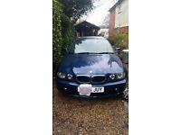 BMW 318i Coupe 2006 E46 model - fsh, 10 months MOT