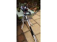 Eckman Lightweight Telescopic Hedge Trimmer