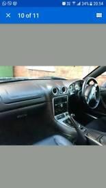 Mazda MX5 Mk2.5 interior and more
