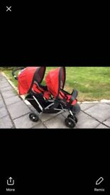 Double buggy - very good condition