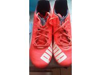 Evo Speed Puma boots size 4