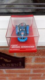 Michael Schumacher car