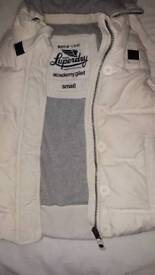 Superdry gilet small