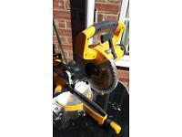 210mm sliding miter saw